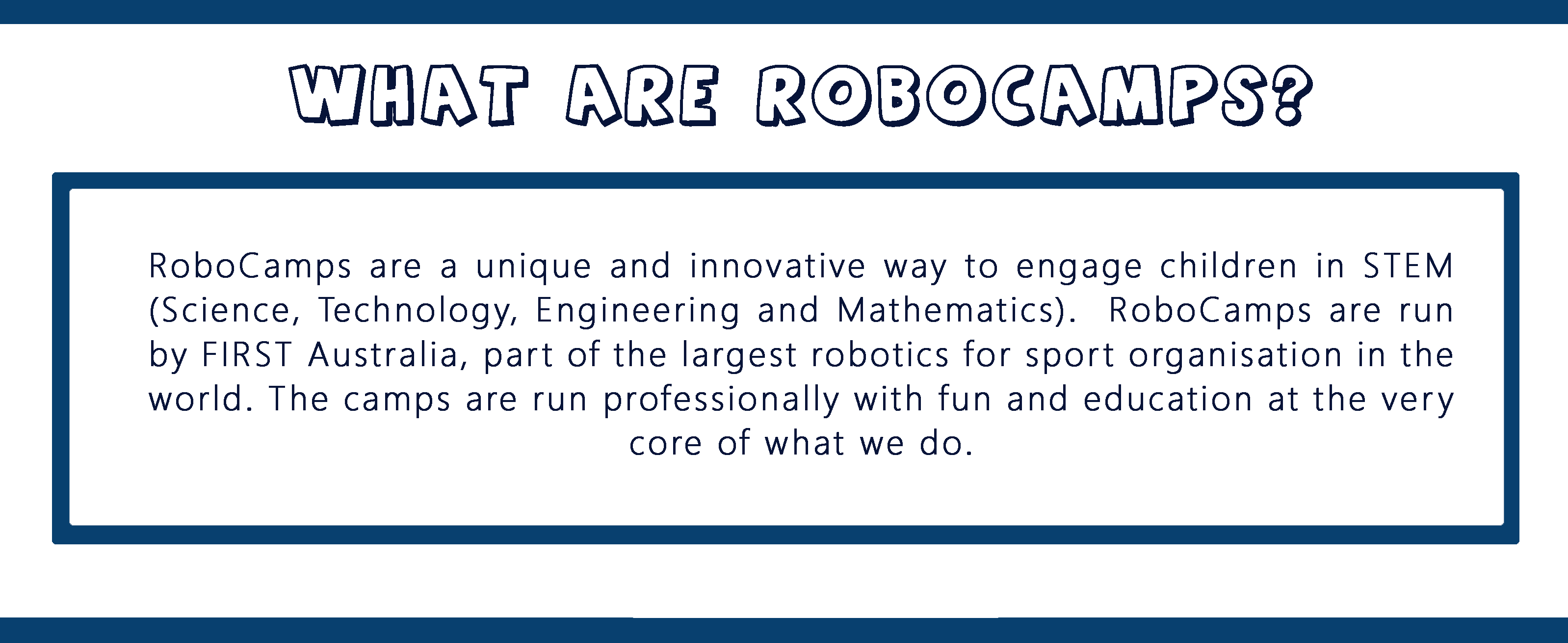 RoboCamps_Whatare